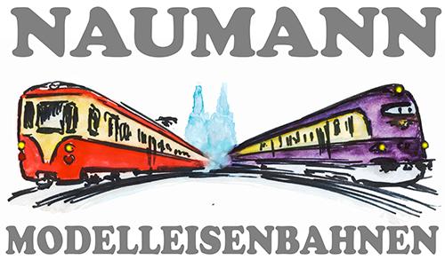 Naumann Modelleisenbahnen-Logo