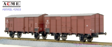 Preview: ACME 45033 I+II